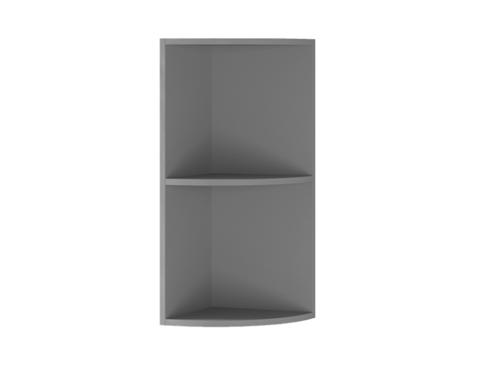 Шкаф угловой открытый настенный (300*720*310) 3УВ