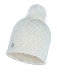Шапка вязаная с флисом Buff Hat Knitted Polar Disa Fog