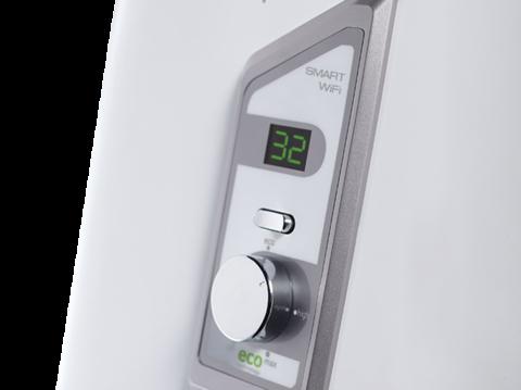 Накопительный водонагреватель Ballu BWH/S 30 Smart Wi-Fi