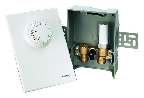 Терморегулятор Oventrop Unibox E Т арт. 1022632 (57 mm) с термостатом
