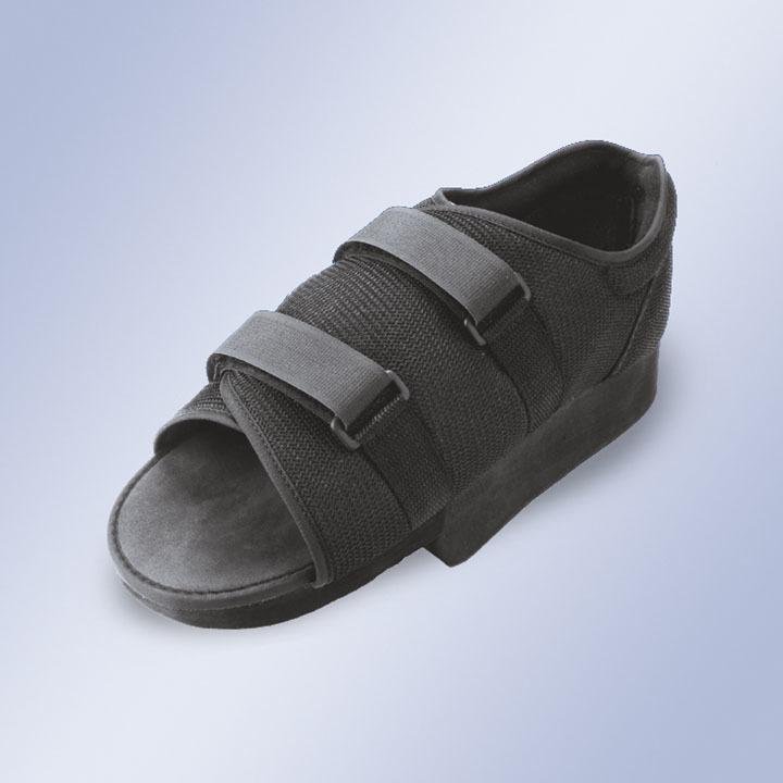 Обувь послеоперационная Обувь послеоперационная реабилитационная Orliman CP02 с открытыми пальцами для разгрузки переднего отдела стопы CP02.jpg