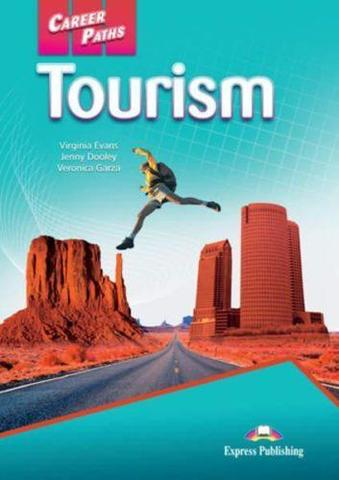 Tourism. Student's Book with DigiBook App. Туризм. Учебник с ссылкой на электронное приложение.