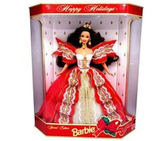 Барби Barbie Happy Holidays 1997