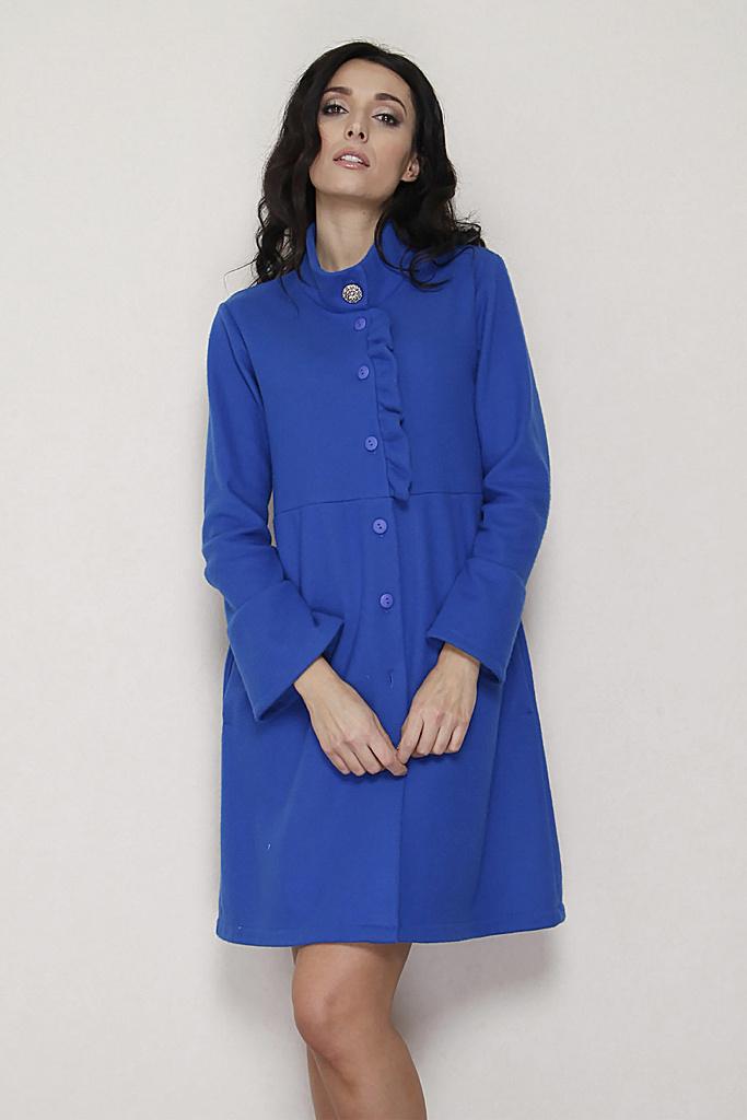 Оригинальный женский халат на пуговицах DolceVita
