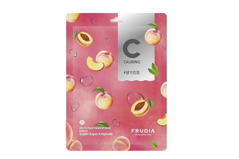 Тканевые маски Frudia My Orchard Squeeze Mask
