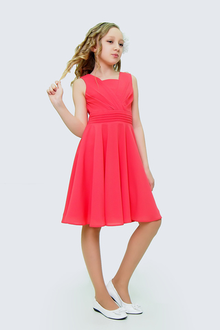 Платье детское + без дополнений (артикул 2Н106-1)