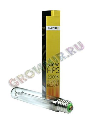 Лампа ДНаТ ElektroX 600W SuperBloom