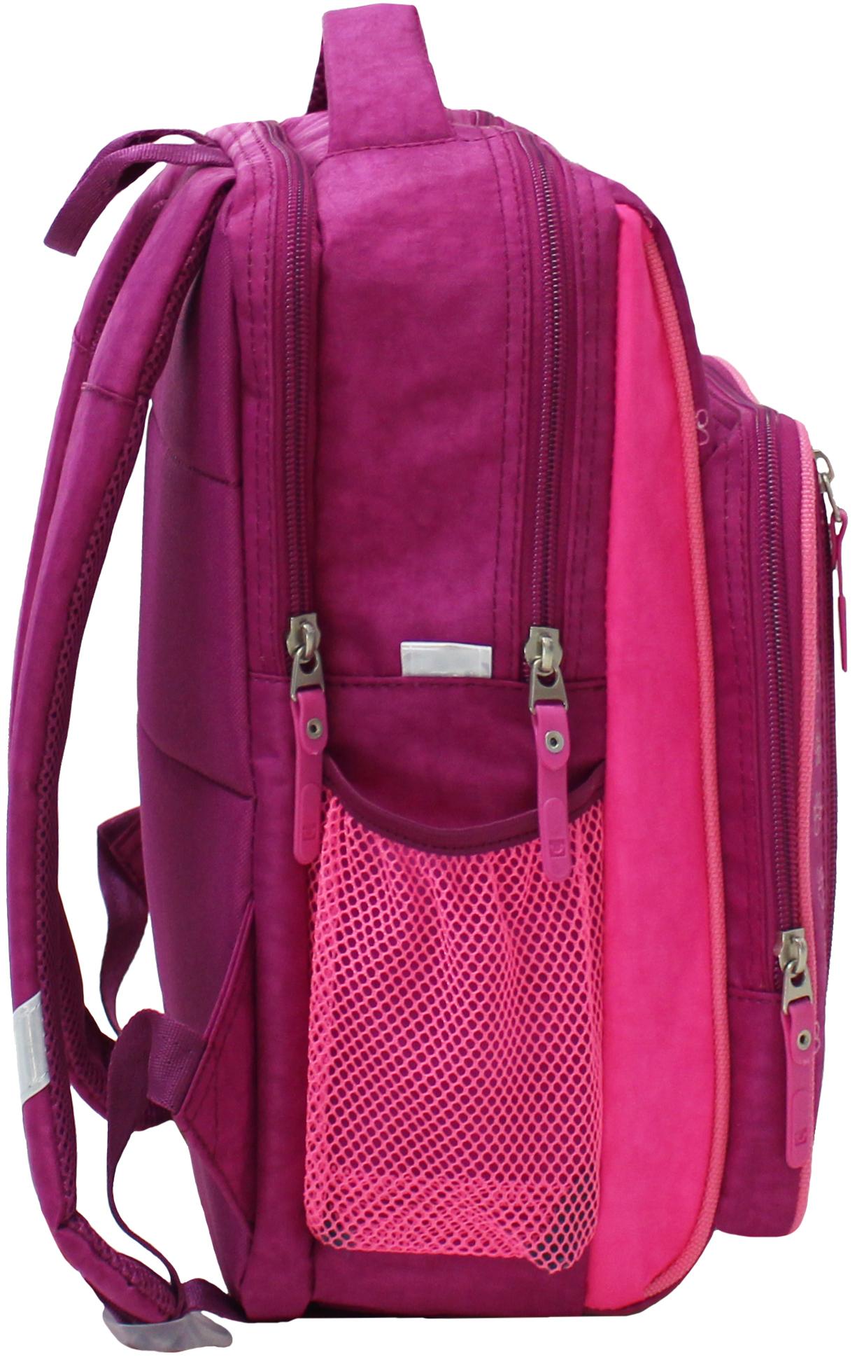 Рюкзак школьный Bagland Школьник 8 л. 143 малина 118 д (00112702)