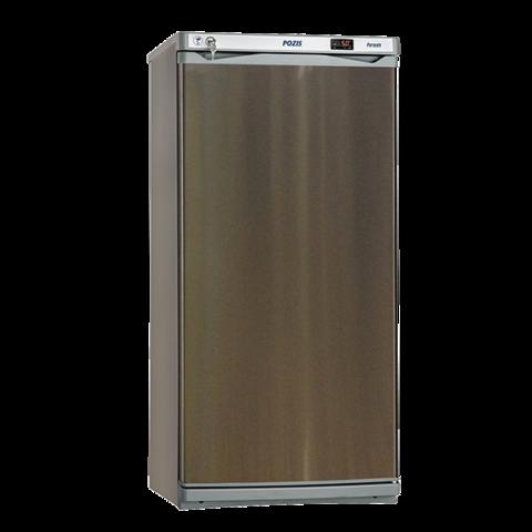 Холодильник POZIS (ПОЗИС) ХФ-250 серебристая нержавеющая сталь - фото