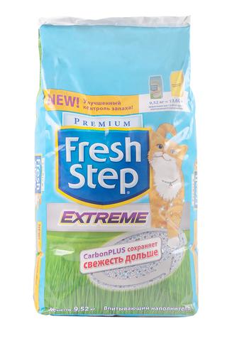 Fresh Step впитывающий наполнитель для кошачьих туалетов 18л/9,52кг