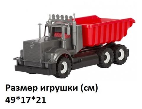 Автомобиль Бизон - самосвал У422