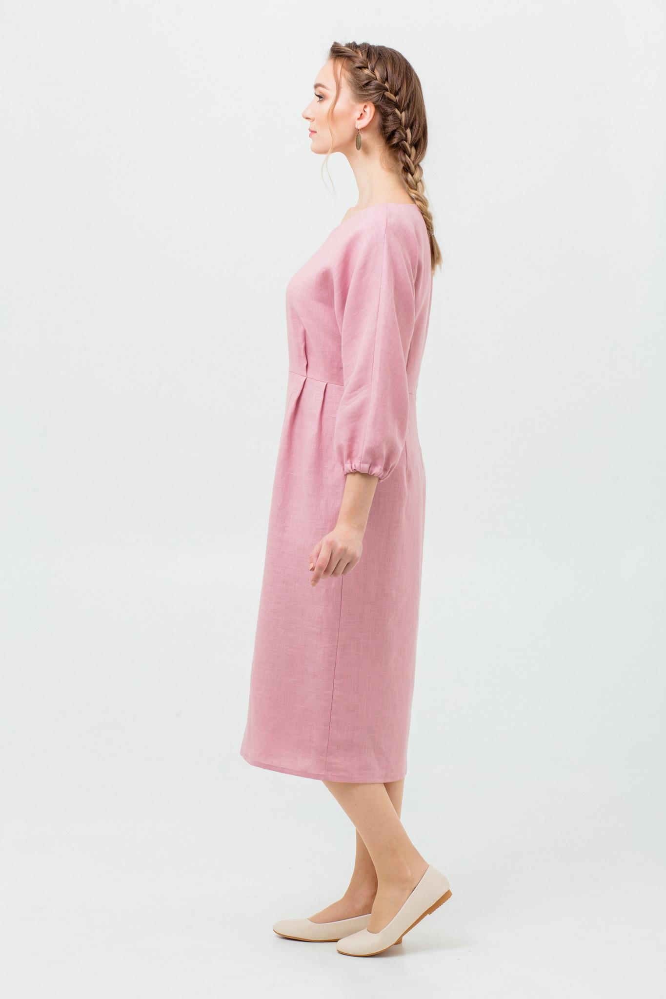 Льняное платье купить с доставкой