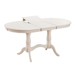 Стол обеденный Ева (Eva (EV-T4EX) ivory white МК-1238-19
