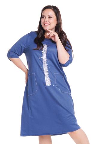 Платье-5871