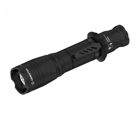 Тактический фонарь Armytek Dobermann Pro Magnet USB (теплый свет) F07501W