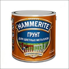Грунт для цветных металлов Hammerite антикоррозийный (Красный)