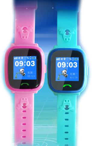 Умные GSM часы для детей Smart Baby Watch HW8 (GSM, GPS, Микрофон)