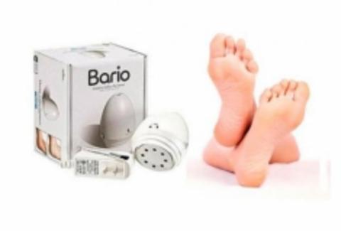 Многофункциональный педикюрный набор Bario (электропемза Барио)
