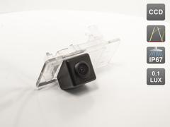 Камера заднего вида для Volkswagen Passat B7 Avis AVS326CPR (#134)