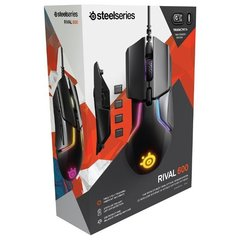 Мышь Steelseries Rival 600 black USB