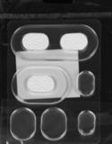 Набор силиконовых наклеек от мозолей со вставками из кожи
