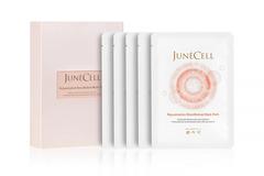 JunéCell Биоцеллюлозная маска в наборе Rejuvenation Biocellulose Mask Pack, 28g*5EA