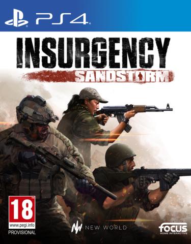 Insurgency: Sandstorm Стандартное издание (PS4, русские субтитры)