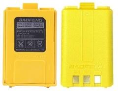 Аккумулятор BL-5 для рации Baofeng UV-5R 1800 мАч желтый