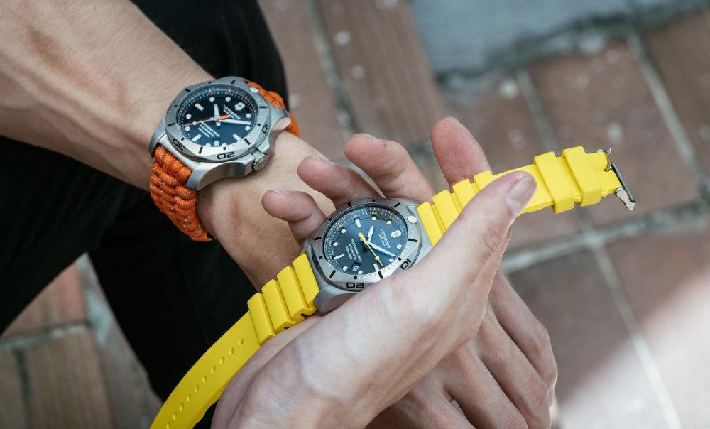 Мужские часы Victorinox  I.N.O.X. Professional Diver 241844