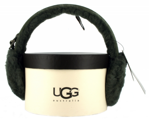 Наушники Ugg Earmuff Black - UggAustralia-msk.ru