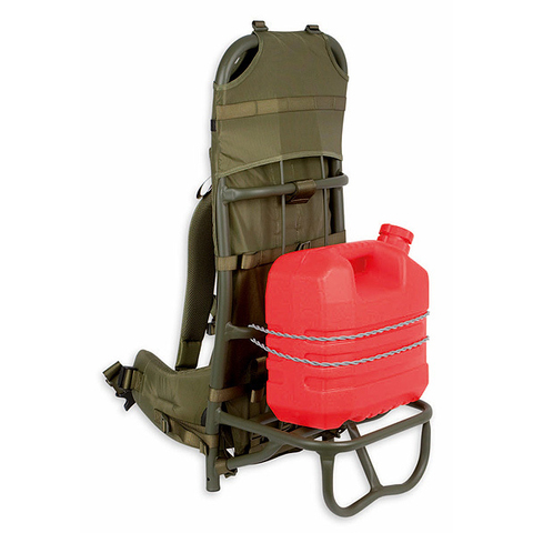 Картинка рюкзак туристический Tatonka Lastenkraxe Olive - 2