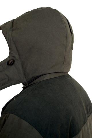 Костюм Зимний Горка NEW (Ткань Исландия Мембрана) -40 градусов