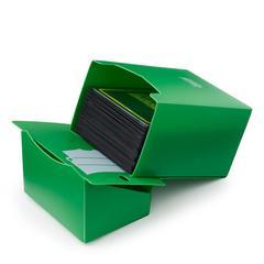 Dragon Shield - Коробочка зеленая на 75+ карт