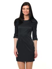 A1881-5 платье женское, черное
