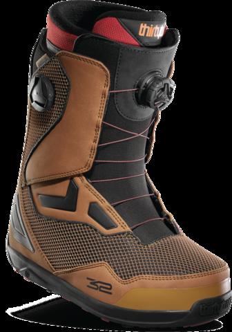 Ботинки для сноуборда Thirtytwo Tm-2 Double Boa '20 - brown