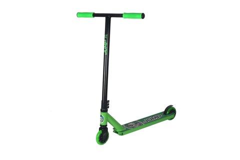 купить трюковой самокат AT Jump зеленый