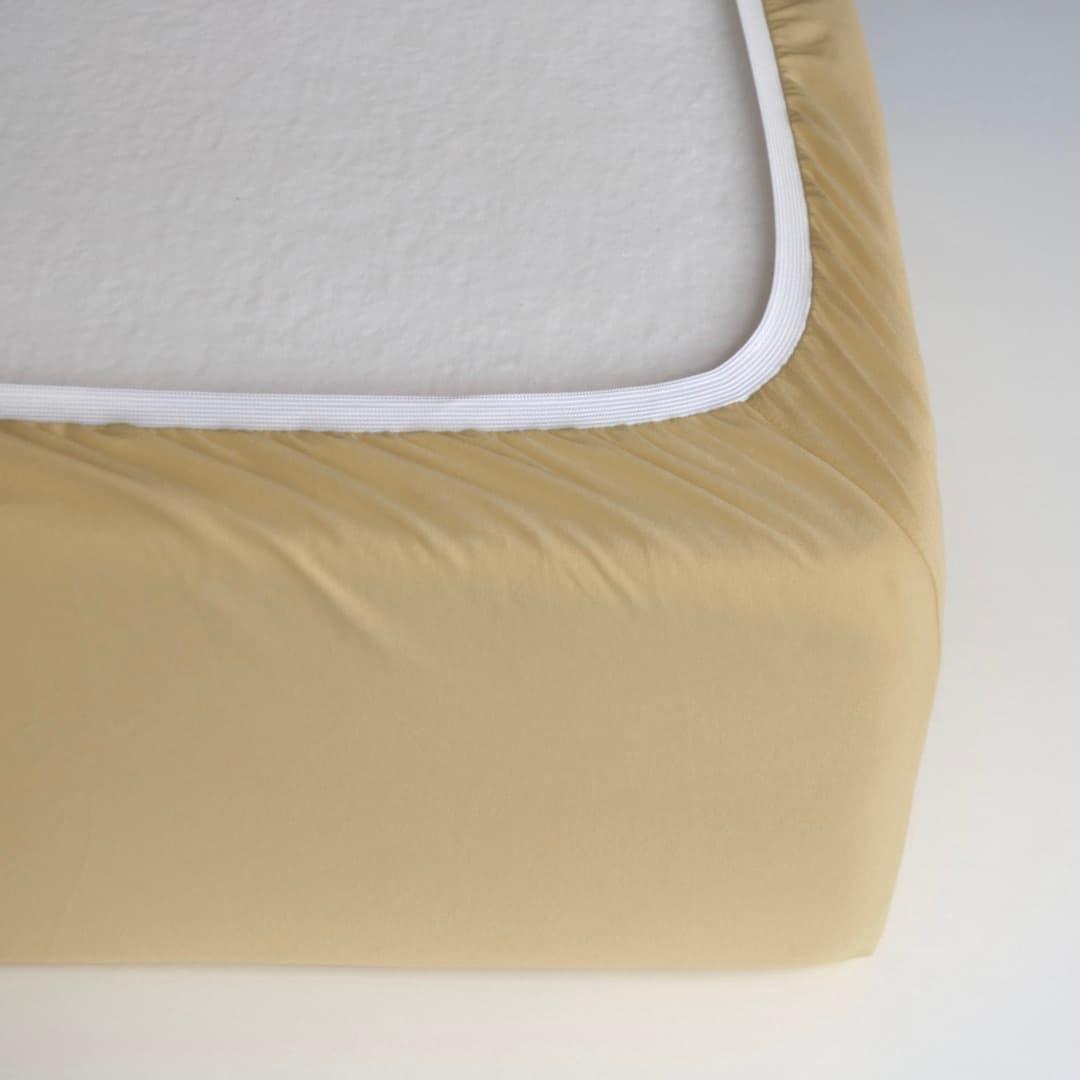 TUTTI FRUTTI медовый - семейный комплект постельного белья