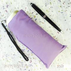 Компактный зонт Три Слона L5605 плоский сиреневый