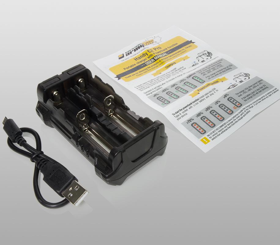 Зарядное устройство Armytek Handy C2 Pro - фото 6