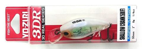 Воблер Yo-Zuri 3DR Shallow Crank 50F / R1315-RWCF