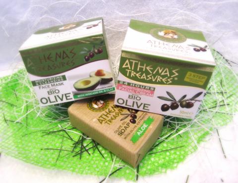 Подарочный набор Athena's Treasures
