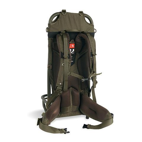 Картинка рюкзак туристический Tatonka Lastenkraxe Olive - 3