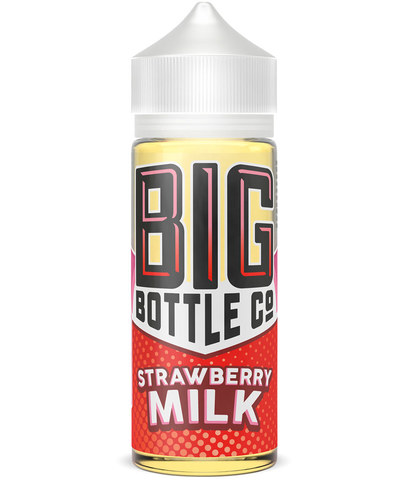 Big Bottle Co 120 мл Strawberry Milk