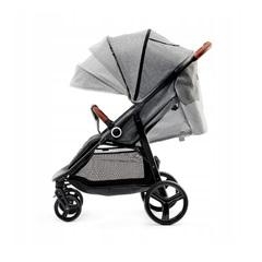 Коляска прогулочная Kinderkraft Grande Grey