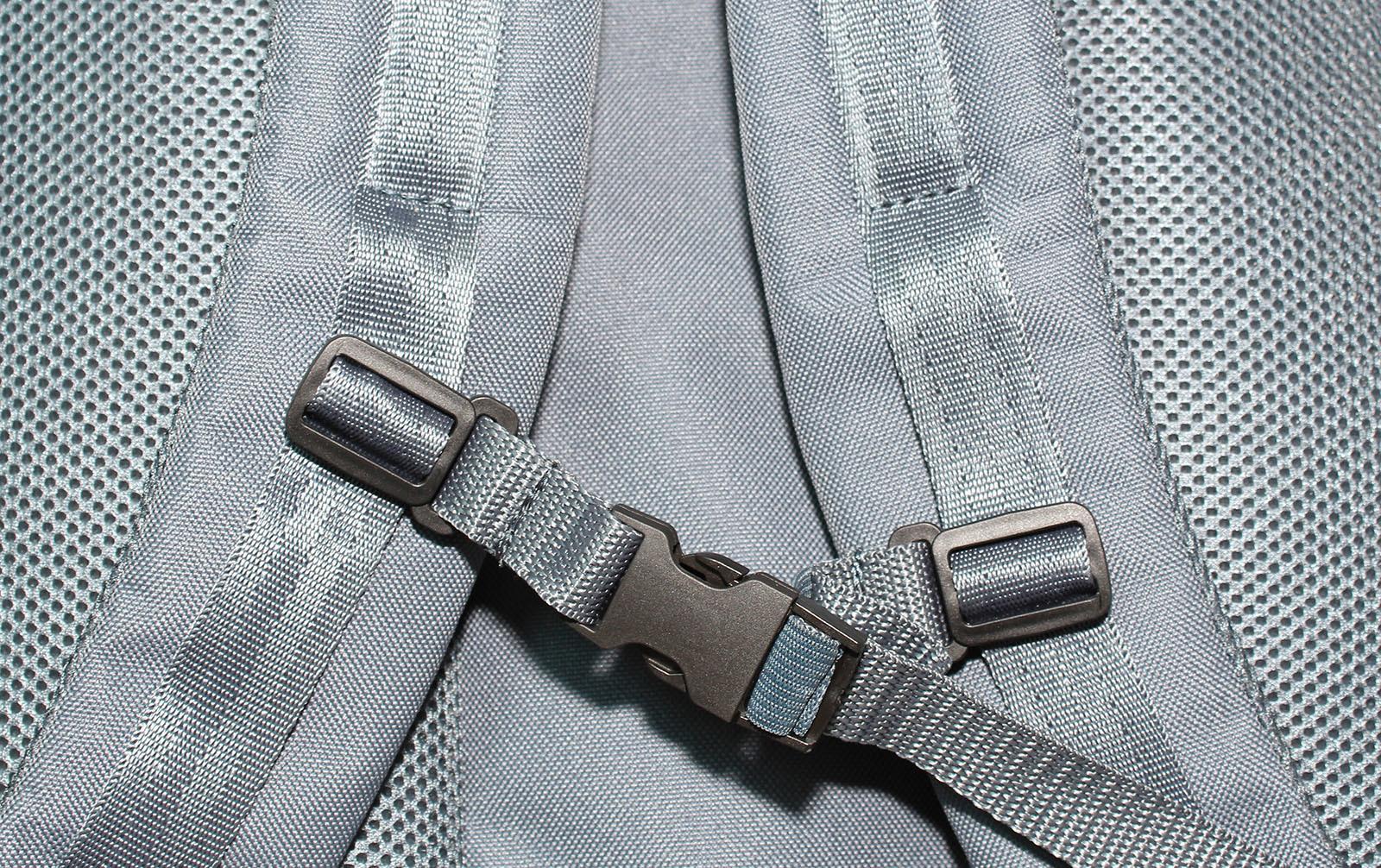Рюкзак для ноутбука Bagland Рюкзак ZOOTY 24 л. Серый (00531662) фото 5