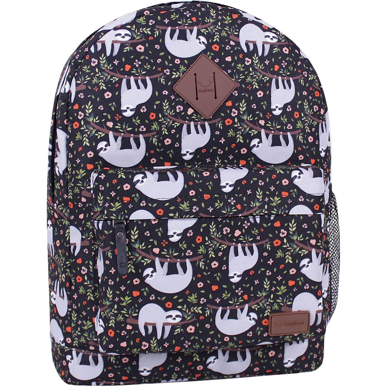 Молодежные рюкзаки Рюкзак Bagland Молодежный 17 л. сублімація 743 (00533664) IMG_7689_суб.743_.JPG