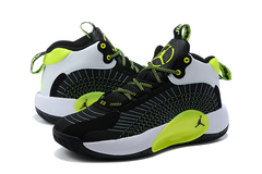 Jordan Jumpman 2021 PF 'Black/White/Light Green'