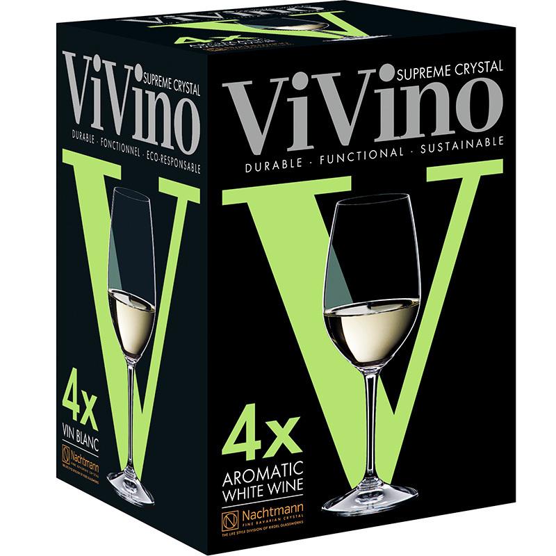 Подарочный набор бокалов для белого вина 350мл, VIvino, Nachtmann