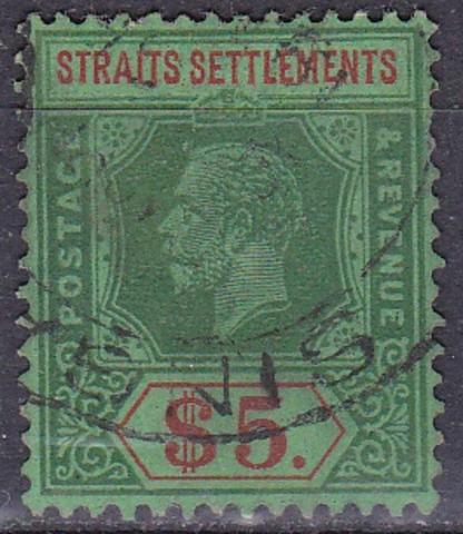 Straits Settlements № 212d