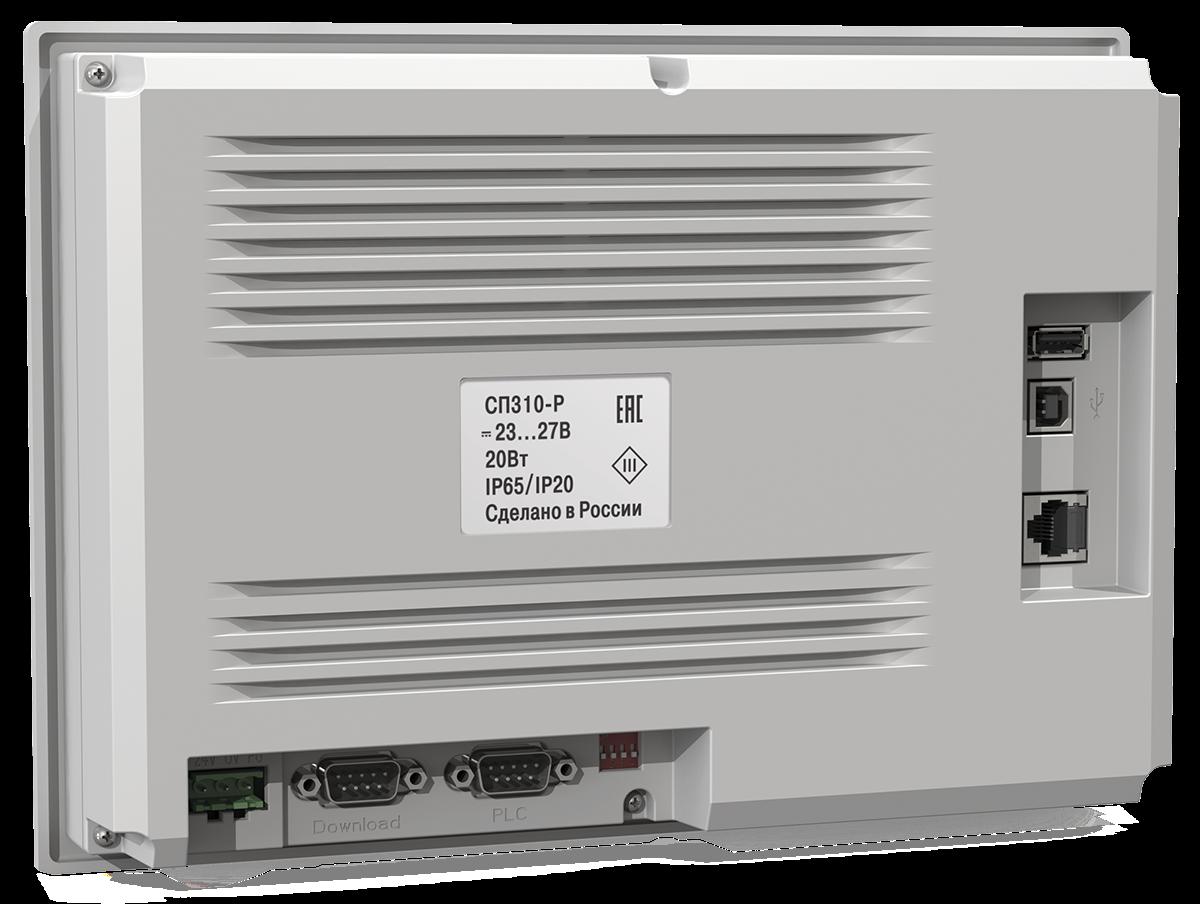 СП3хх сенсорные панели оператора